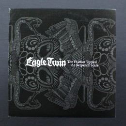 Eagle Twin - The Feather Tipped The Serpent's Scale - 2xLP (used)