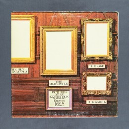 Emerson, Lake & Palmer ‎- Pictures at an Exhibition - LP (used)