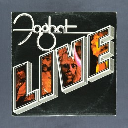 Foghat - Live - LP (used)