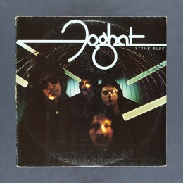 Foghat - Stone Blue - LP (used)