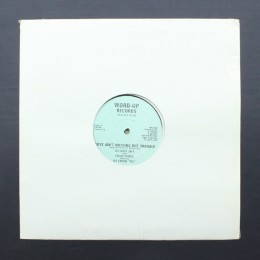 "DJ Jazzy Jeff and Fresh Prince - Guys Ain't Nothing But Trouble - 12"" (used)"