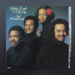 Gladys Knight & The Pips - 2nd Anniversary - LP (used)