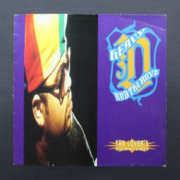 """Heavy D and The Boys - The Lover's Got What U Need - 12"""" (used)"""