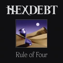 HEXDEBT - Rule of Four - Purple Vinyl LP