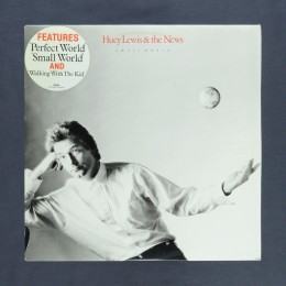 Huey Lewis & the News - Small World - LP (used)