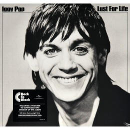 Iggy Pop - Lust For Life - 180g LP