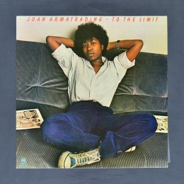 Joan Armatrading - To The Limit - LP (used)