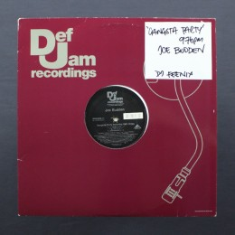 Joe Budden - Gangsta Party - 12""