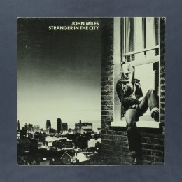 John Miles - Stranger in the City - LP (used)