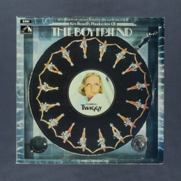 Peter Maxwell Davies and the Augmented Boy Friend Band starring Twiggy - The Boyfriend - LP (used)