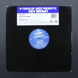 "Kev Brown - Allways - 12"" (used) ***"