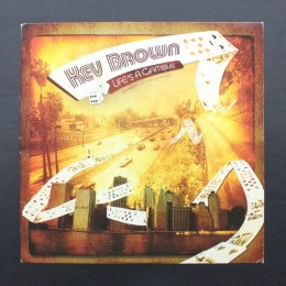 "Kev Brown - Life's A Game - 12"" (used)"