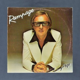 Larry Page - Rampage - LP (used)