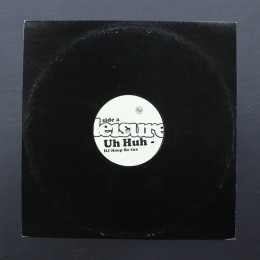 "DJ Hoop - Uh Huh / Whatever You Say - 12"" (used)"
