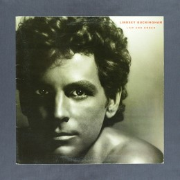 Lindsey Buckingham - Law and Order- LP (used)
