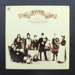 Little River Band - Diamantina Cocktail (US, Harvest) - LP (used)