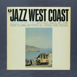 Marty Paich - Jazz West Coast - LP (used)