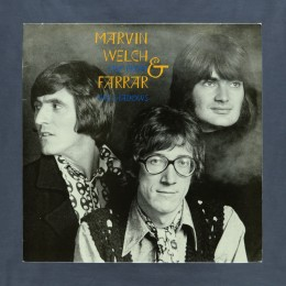 Marvin, Welch & Farrar - Step From The Shadows - LP (used)
