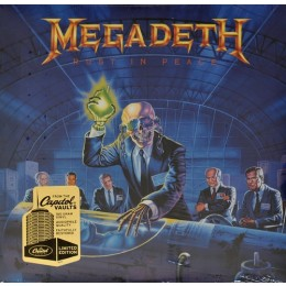 Megadeth - Rust in Peace - 180g LP
