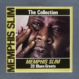 Memphis Slim - The Memphis Slim Collection - 20 Blues Greats - LP (used)