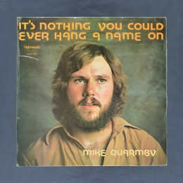 Mike Quarmby - It's Nothing You Could Ever Hang A Name On - LP (used)