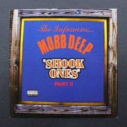 "Mobb Deep - Shook Ones Part II - 12"" (used)"