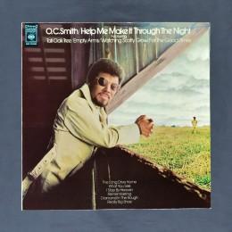 O.C. Smith - Help Me Make It Through The Night - LP (used)