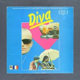 Vladimir Cosma - Diva (Original Soundtrack Recording) - LP (used)