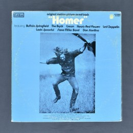 """Various Artists - Original Motion Picture Sound Track """"Homer"""" (White Label Promo) - LP (used)"""