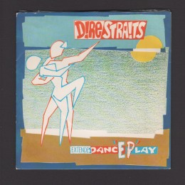 "Dire Straits - ExtendeDancEPlay - 7"" (used)"