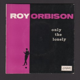 Roy Orbison - Only The Lonely (pic sleeve) - EP (used)