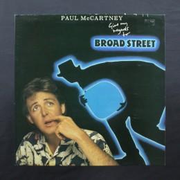 Paul McCartney - Give My Regards To Broad Street - LP (used)