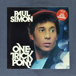Paul Simon - One Trick Pony - LP (used)