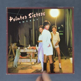 Pointer Sisters - Energy - LP (used)