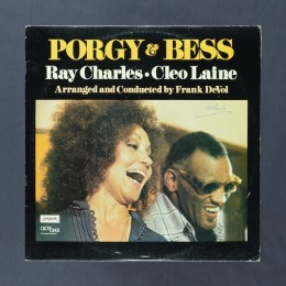 Ray Charles and Cleo Laine - Porgy & Bess - 2xLP (used)
