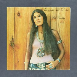 Rita Coolidge - The Lady's Not For Sale - LP (used)