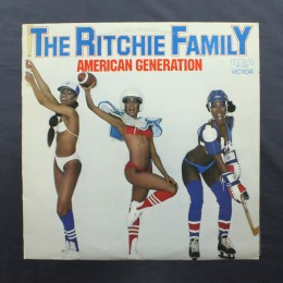 The Ritchie Family - American Generation - LP (used)