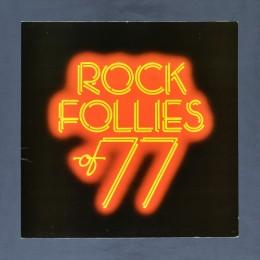Julie Covington, Sue Jones-Davies, Charlotte Cornwell, Rula Lenska - Rock Follies Of 77 - LP (used)