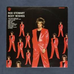 Rod Stewart - Body Wishes - LP (used)