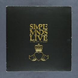 Simple Minds - Live in the City of Light - 2xLP (used)