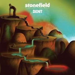 Stonefield - Bent - Red Vinyl LP (PRE-ORDER)