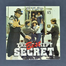 Stylus - Best Kept Secret - LP (used)