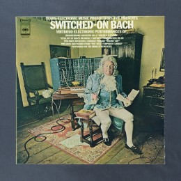 Walter Carlos - Switched-On Bach - LP (used)