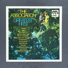 The Association - Greatest Hits! - LP (used)