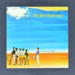 The Boomtown Rats - A Tonic For The Troops - LP (used)