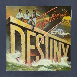 The Jacksons - Destiny - LP (used)