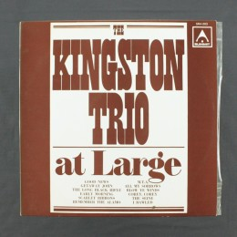 The Kingston Trio - At Large - LP (used)