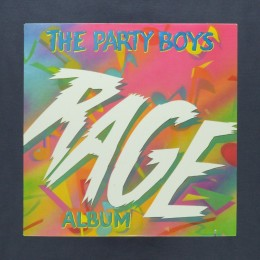 The Party Boys - Rage Album - LP (used)