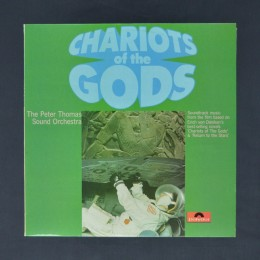 Peter Thomas Sound Orchestra ‎- Chariots Of The Gods - LP (used)