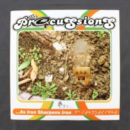 The Procussions - ...As Iron Sharpens Iron - 2xLP (used)